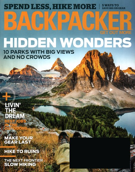 Backpacker Cover - 3/1/2016