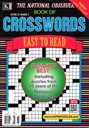The National Observer Book of Crosswords Magazine | 4/2016 Cover