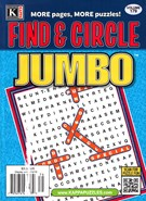 Find and Circle Jumbo Magazine 5/1/2016