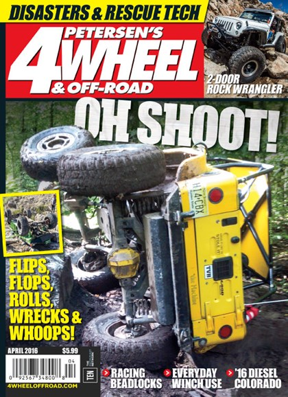 4 Wheel & Off-Road Cover - 4/1/2016