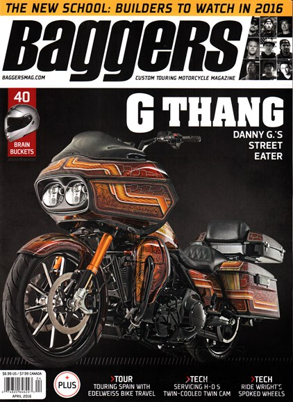 Baggers Cover - 4/1/2016