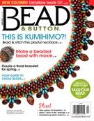 Bead & Button Magazine 4/1/2016