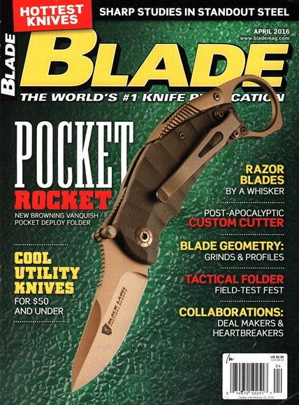 Blade Cover - 4/1/2016