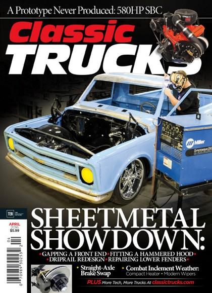 Classic Trucks Cover - 4/1/2016