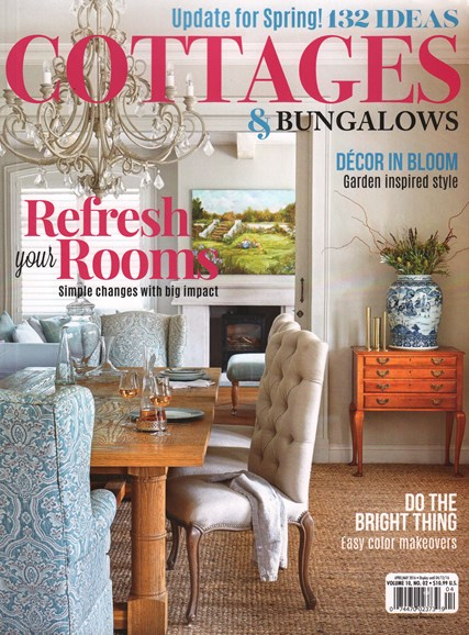 Cottages & Bungalows Cover - 4/1/2016