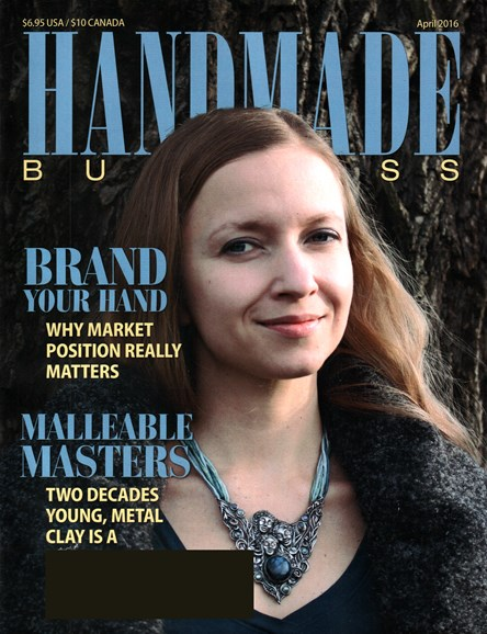 Handmade Business Cover - 4/1/2016