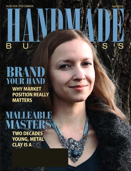 Handmade Business Cover - 4/1/2016