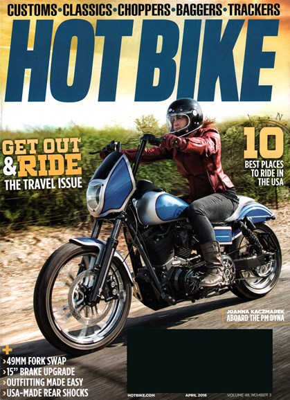 Hot Bike Cover - 4/1/2016