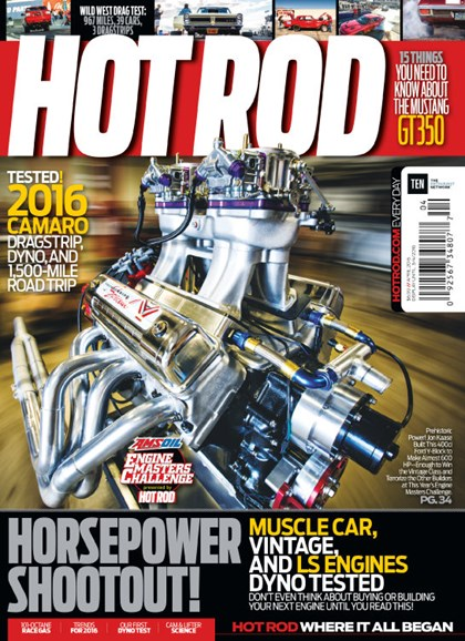 Hot Rod Cover - 4/1/2016