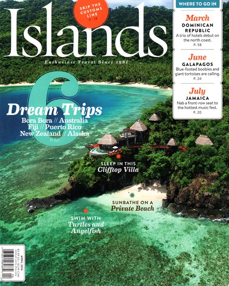 Islands Cover - 4/1/2016