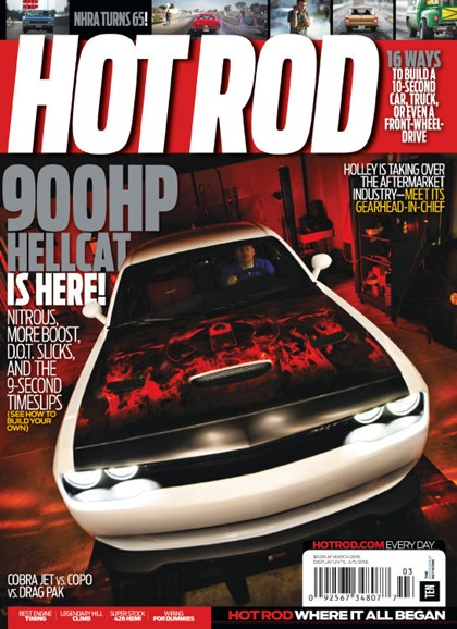Hot Rod Cover - 3/1/2016