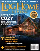 Log Home Living Magazine 4/1/2016