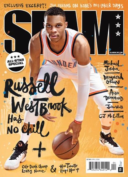 Slam Cover - 4/1/2016