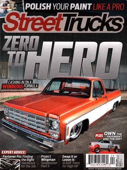 Street Trucks Cover - 4/1/2016