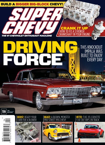 Super Chevy Cover - 4/1/2016
