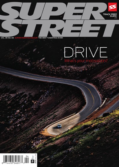 Super Street Cover - 4/1/2016