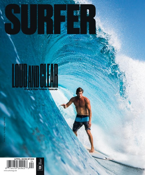 Surfer Cover - 4/1/2016