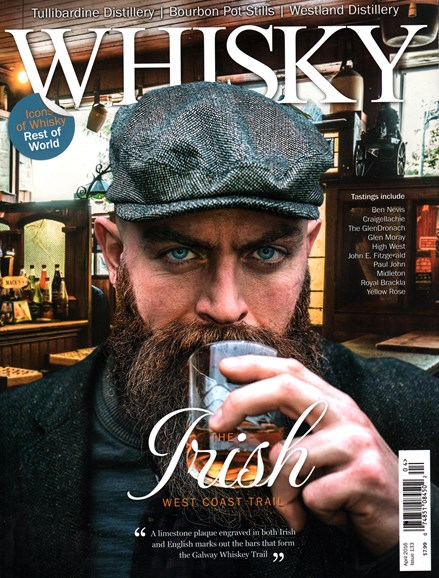Whisky Cover - 4/1/2016