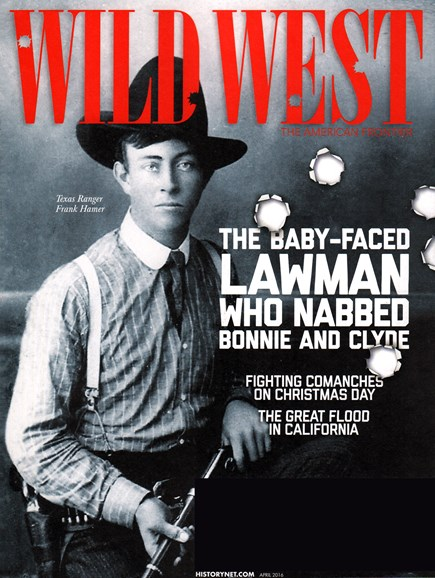 Wild West Cover - 4/1/2016