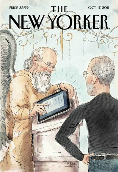 The New Yorker Cover - 10/17/2011
