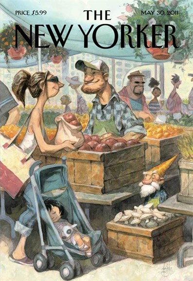 The New Yorker Cover - 5/30/2011