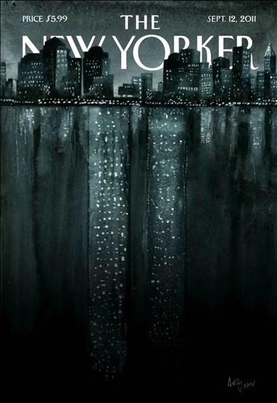 The New Yorker Cover - 9/12/2011