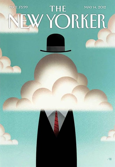 The New Yorker Cover - 5/14/2012