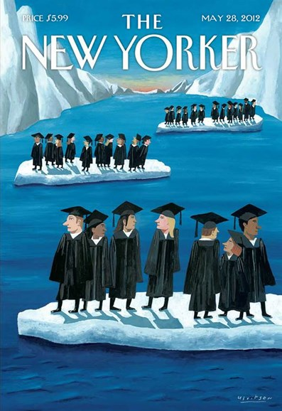 The New Yorker Cover - 5/28/2012
