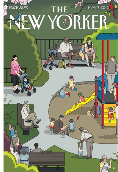 The New Yorker Cover - 5/7/2012