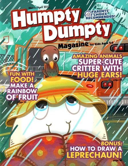 Humpty Dumpty Cover - 3/1/2016