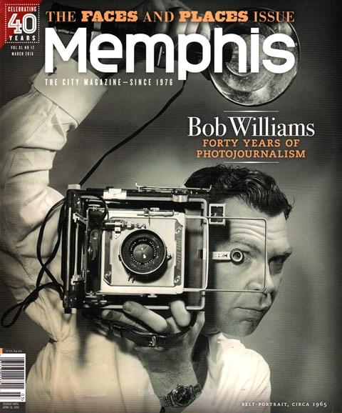 Memphis Cover - 3/1/2016