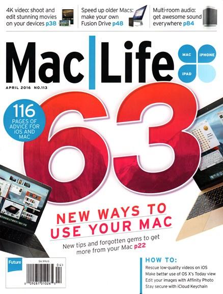 Mac | Life Cover - 4/1/2016