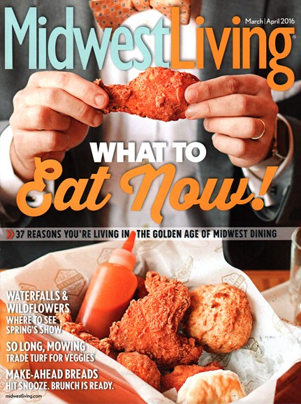 Midwest Living Cover - 3/1/2016