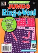 Jumbo Ring a Word Magazine 6/1/2016