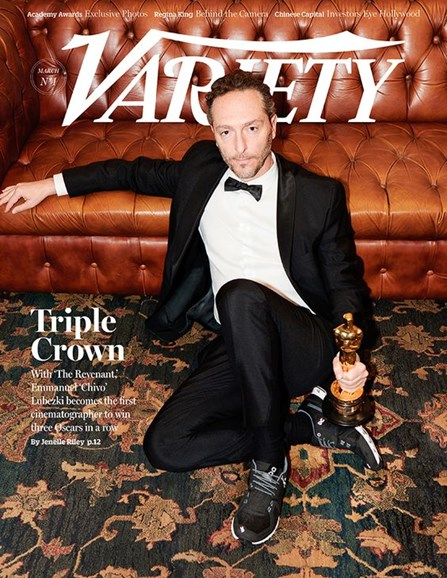Variety Cover - 3/2/2016
