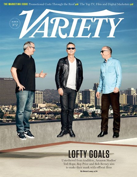 Variety Cover - 3/8/2016