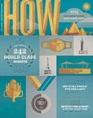 HOW Design Magazine 3/1/2013