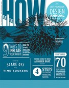 HOW Design Magazine 9/1/2013