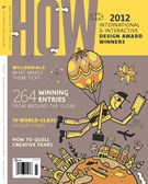 HOW Design Magazine 3/1/2012