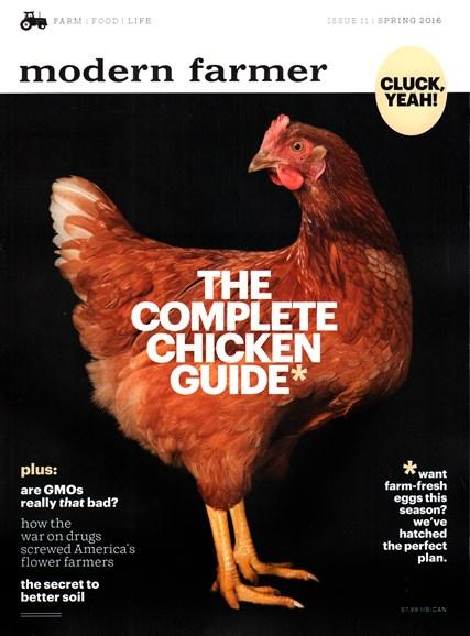 Modern Farmer Cover - 3/1/2016