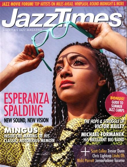 JazzTimes Cover - 4/1/2016