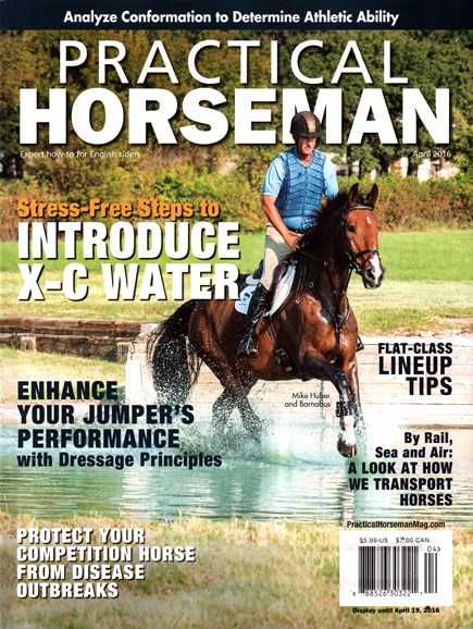 Practical Horseman Cover - 4/1/2016