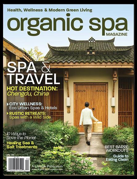 Organic Spa Cover - 4/1/2016
