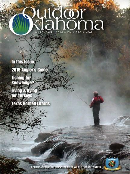 Outdoor Oklahoma Cover - 3/1/2016