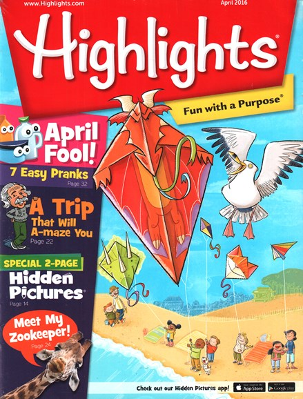 Highlights Cover - 4/1/2016