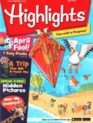 Highlights Magazine 4/1/2016