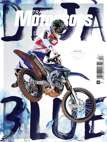 Transworld Motocross Cover - 4/1/2016