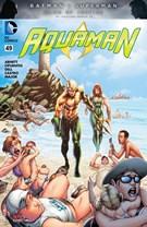 Aquaman Comic 4/1/2016
