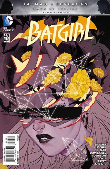 Batgirl Cover - 5/1/2016