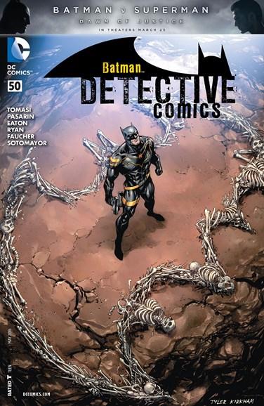 Detective Comics Cover - 5/1/2016